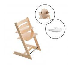 Stokke Tripp Trapp Chair & Baby Set