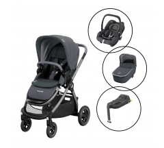 Maxi Cosi Adorra2 Travel System with Maxi Cosi Tinca & Base