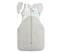 Love To Swaddle UP Transition Bag 2.5tog Medium - Moon Stars