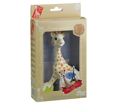 Sophie the Giraffe With Fresh Touch Gift Box