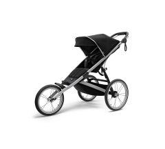 Thule Glide 2 Running Stroller - Jet Black