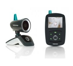 Babymoov YOO-Travel Long-life Video Baby Monitor