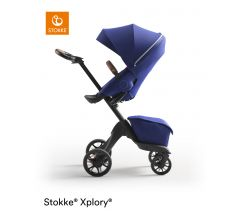 Xplory X Stroller Royal Blue
