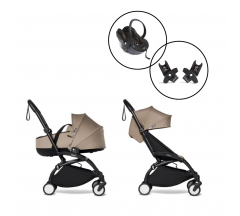 BABYZEN YOYO² All you need bundle with Bassinet & BABYZEN Car Seat