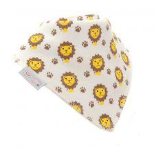 Ziggle - Livingston Lion Bib
