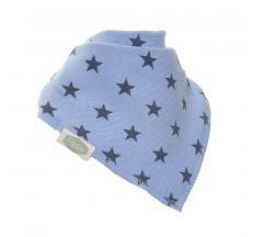 Ziggle - Navy Stars on Blue