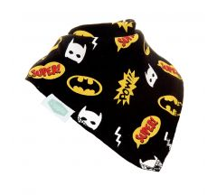 Ziggle - Super Hero Pow! Bib